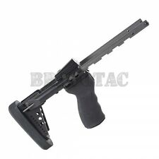 Sage Int'l TS880-RLW Retractable EBR Stock Aluminum w/ Pistol Grip Remington 870