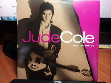 "Jude Cole ""Like Lovers Do"" Great PROMO Oz PS 7"""