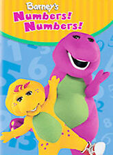 Barney - Numbers! Numbers!, Good DVD, ,