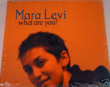 Rare MARA LEVI What Are You? Brand New Factory Sealed Hard To Find Music CD
