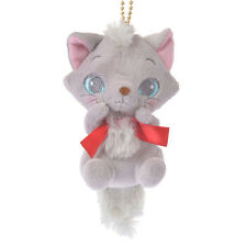 Berlioz Plush Keychain Badge Lovely ❤ Disney Store Japan The Aristocats