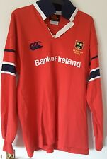 Munster rugby shirt