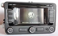 NEW VW RNS315 BLUETOOTH Golf Passat CC Polo Tiguan Jetta Touran Caddy navigation