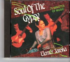 (FH20) Soul of the Gypsy, Elemer Jaroka - 1989 CD