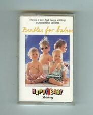 HAPPY BABY - BEATLES FOR BABIES - CASSETTE - NEW