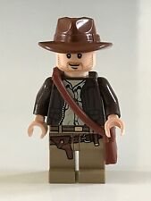 Lego INDIANA JONES minifig. IAJ001 7198 7623 7626 7627 7628 7683