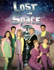 "Lost in Space Classic TV 14 x 11"" Photo Print"