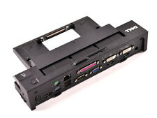 Dell Latitude E/Port docking station PR02X with power supply