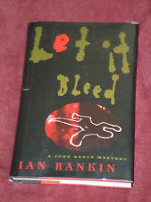 Let It Bleed : A John Rebus Mystery by Ian Rankin (1996, Hardcover) First print