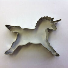 Unicorn Horse DIY Cookie Cutter Cake Baking Mould Biscuit Pastry Kitchen Tools