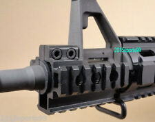 New Tactical Weaver Picatinny 20mm Tri-Rail Barrel mount For Rifle scope Lights