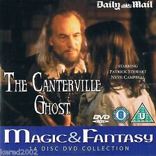 The Canterville Ghost (1986)- Patrick Stewart, Neve Campbell - DVD