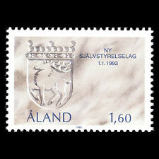 Aland 1993 - New Home Ruling Law - Sc 71 MNH