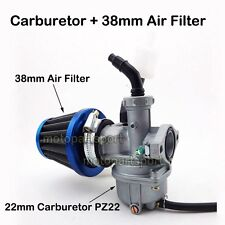 Carburetor Carb Air Filter 110cc 125cc SSR Quad ATV Pit Dirt Bike YERFDOG Taotao