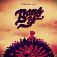 BANG 74 Hi-Flying Dreams CD . nerves plimsouls paul collins mc5 stiv bators