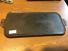 Old Antique Griswold Number 8 Cast Iron Griddle USA 24 x 10 1/4 x 1