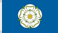 YORKSHIRE FLAG 5' x 3' England White Rose Leeds York Dales