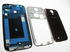OEM Original Red AT&T Samsung Galaxy S4 i337 Complete Full Housing Case Cover