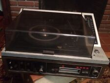 Zenith Allegro Sound System Record Player,8 Track Tape,AM/FM Receiver turntable
