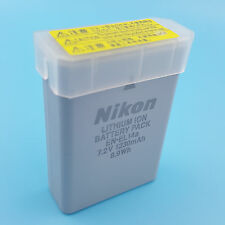 Genuine Nikon Battery EN-EL14a For-D3200 D3300 D5100 D5200 & others- (US Seller)