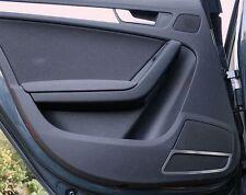 Audi A4 A5 S4 RS4 S5 RS5 S-line 8K B8 8T 8F interni aluminum speaker trim frame