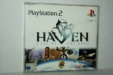 HAVEN CALL OF THE KING DISCO PROMO USATO SONY PS2 EDIZIONE ITALIANA FR1 42536