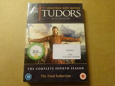 3-DISC DVD BOX / THE TUDORS -  SEIZOEN 4  ( JONATHAN RHYS MEYERS )