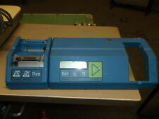 HOMMEL TESTER T1000 WItH Printer P1010, NO CORDS, AS IS *USED*