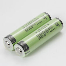 Lot 2x 3.7V NCR18650B Rechargeable PCB Protected Battery Batteries for Panasonic