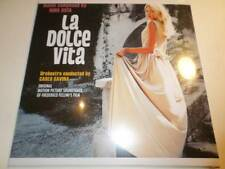 LA DOLCE VITA - Soundtrack by Nino Rota **Vinyl-LP**NEW**Frederico Fellini**