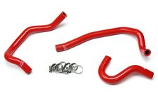HPS Red Silicone Heater Hose Kit Coolant MK3 Turbo NA 7MGTE 7MGE 57-1520-RED
