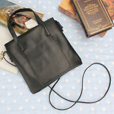 New Women Handbag Leather Shoulder Purse Tote Messenger Crossbody Satchel  Bag