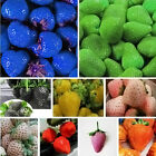 100 PCS Strawberry Seeds Nutritious Delicious Fruit Vegetables Home Seeds New