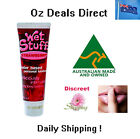 STRAWBERRY Flavoured / Flavor Personal water based lube slippery lubricant 100g