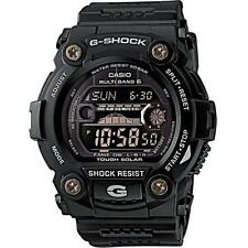 Casio G-Shock GW-7900B-1ER Wave Ceptor Tough Solar Multiband Tide graph RRP £135
