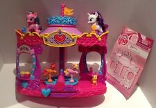 My Little Pony Rarity's Carousel Boutique Playset  Rarity & Sweetie Swirl Comple