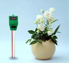 3IN1 PH Tester Soil Water Moisture Analysis Light Test Meter For Garden Plant