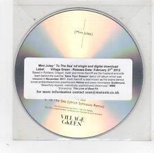 (FV670) Mint Julep, To The Sea - 2012 DJ CD
