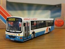 EFE KEIGHLEY & DISTRICT WRIGHT RENOWN VOLVO B10BLE BUS MODEL 27612 1:76