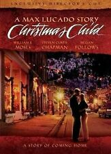 Christmas Child DVD, Muse Watson and Steven Curtis Chapman, Megan Follows, Willi