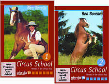 Circus School Part 1 & 2 by Bea Borelle DVD (Set of 2)