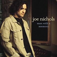 Nichols, Joe: Man With a Memory  Audio Cassette