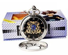 Anime Katekyo Hitman Reborn Vongola Cosplay Pocket Watch 100% New In Box
