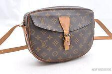 Authentic Louis Vuitton Monogram Jeune Fille Shoulder Bag LV 29484