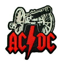 AC DC ACDC AC/DC Band t Shirts Logo MA12 iron on Patches, New