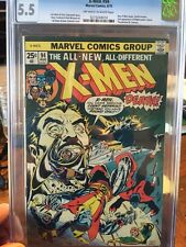 X-Men #94 CGC 5.5 (The All-New, All-Different)