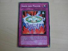 1x Kreis der Magier SDSC 1. Aufl. Common nm DEUTSCH yu-gi-oh