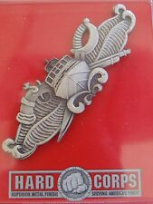 USN NAVY NAVAL SWCC SPECIAL WARFARE CRAFT CREW FULL SIZE QUALIFICATION BADGE A
