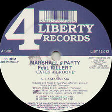 MARSHALL'S PARTY - Catch A Groove - 4 Liberty