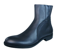G Star Intrigue Philby Mens Leather Slip On Ankle Boots - Grey